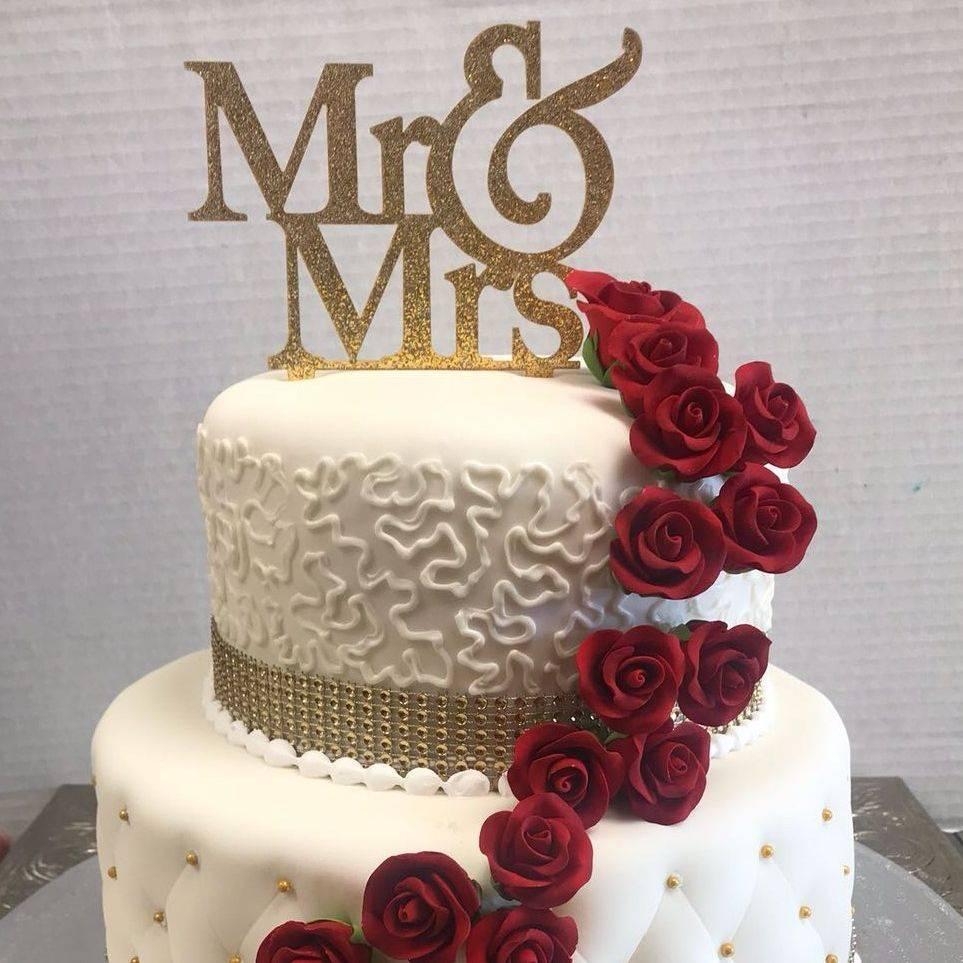 Wedding cake # 6