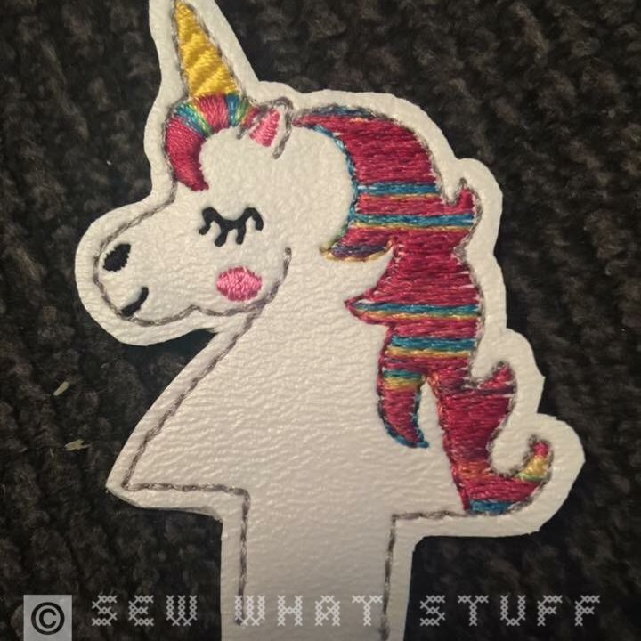 Unicorn Pencil Topper Party Favor