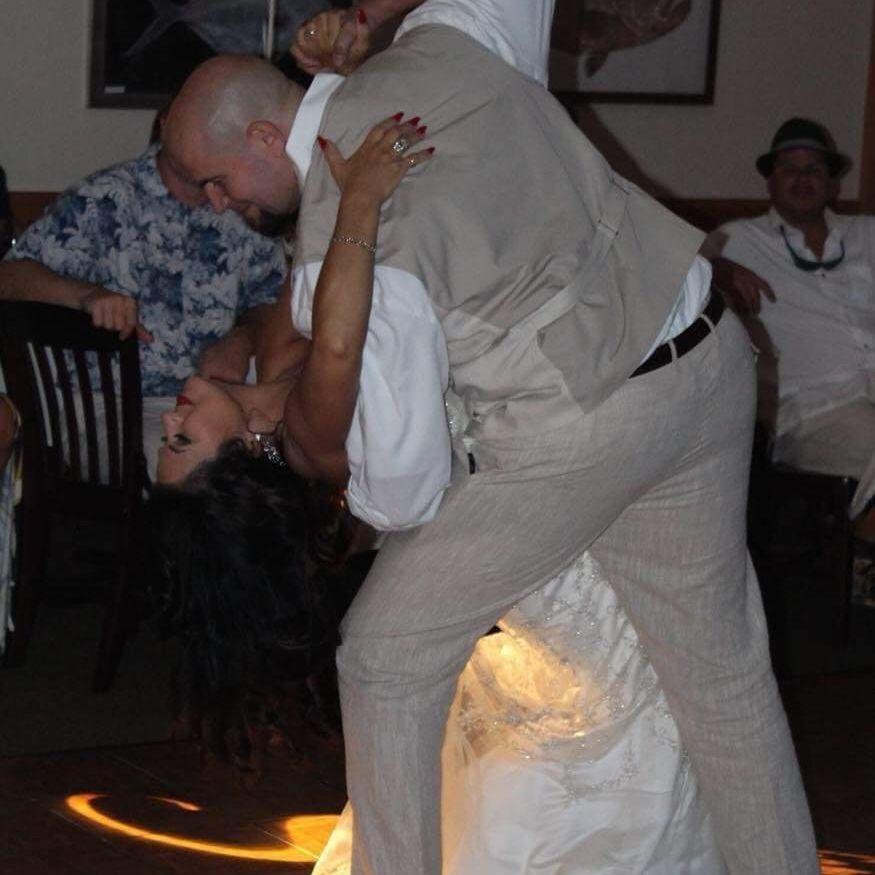 dance studio tampa, wedding dance, first dance