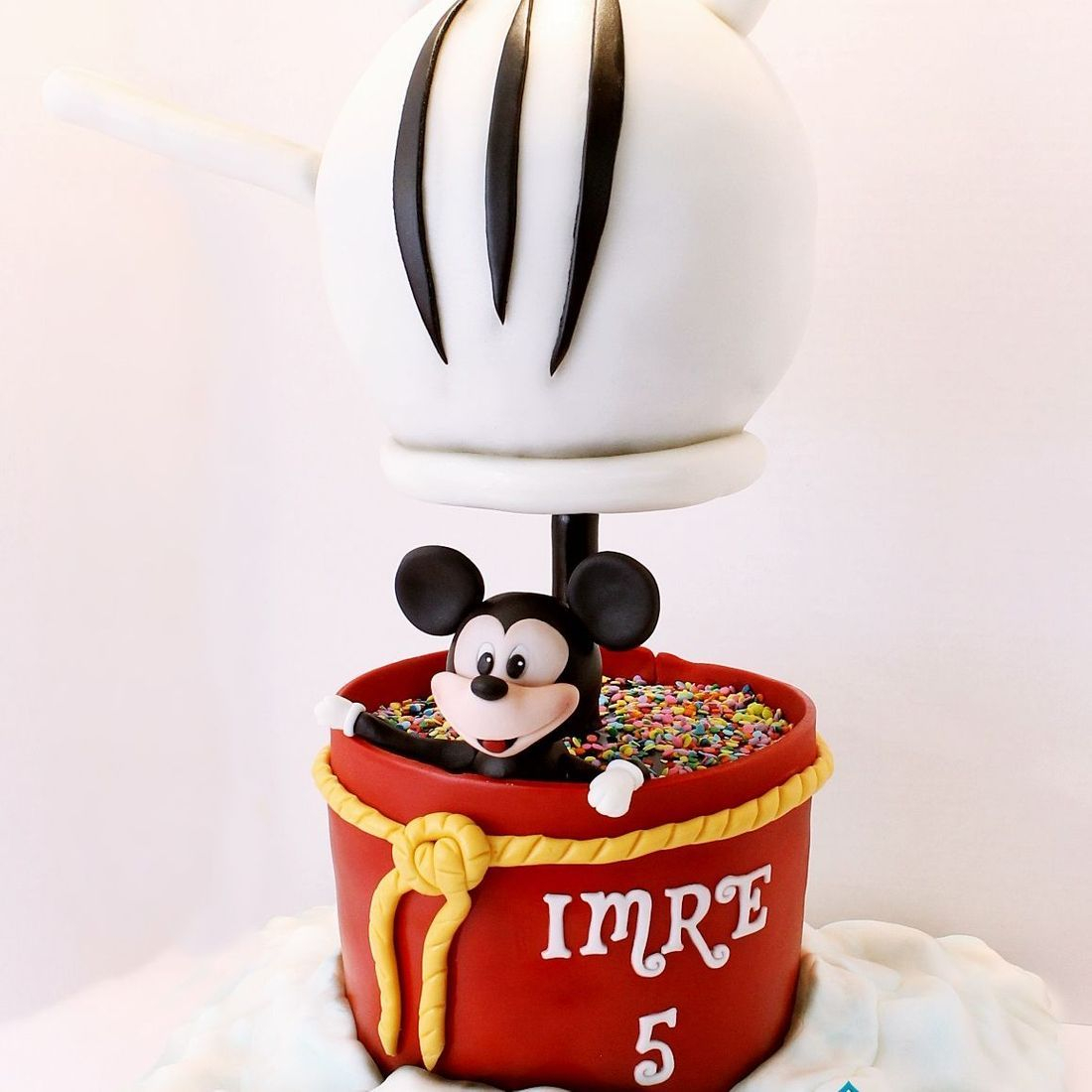 Mickey Mouse Clubhouse Cake Dimensional Cake Milwaukee
