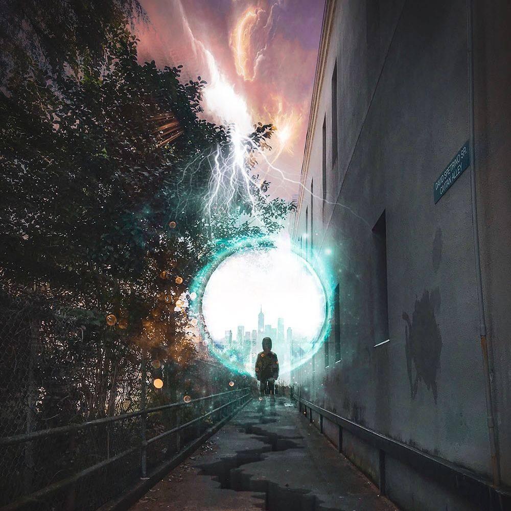 JMEImage Photography - The Portal