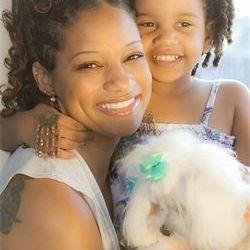 Pet Parlor Tawanna Lebron and Daughter