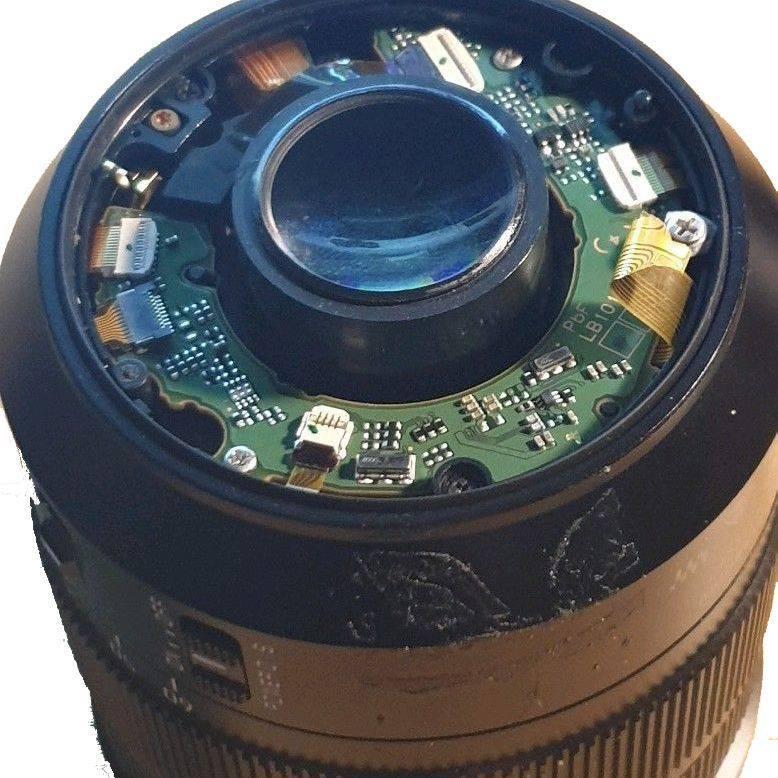 Panasonic Leica 12-60mm f/2.8-4 ASPH. POWER O.I.S. Lens