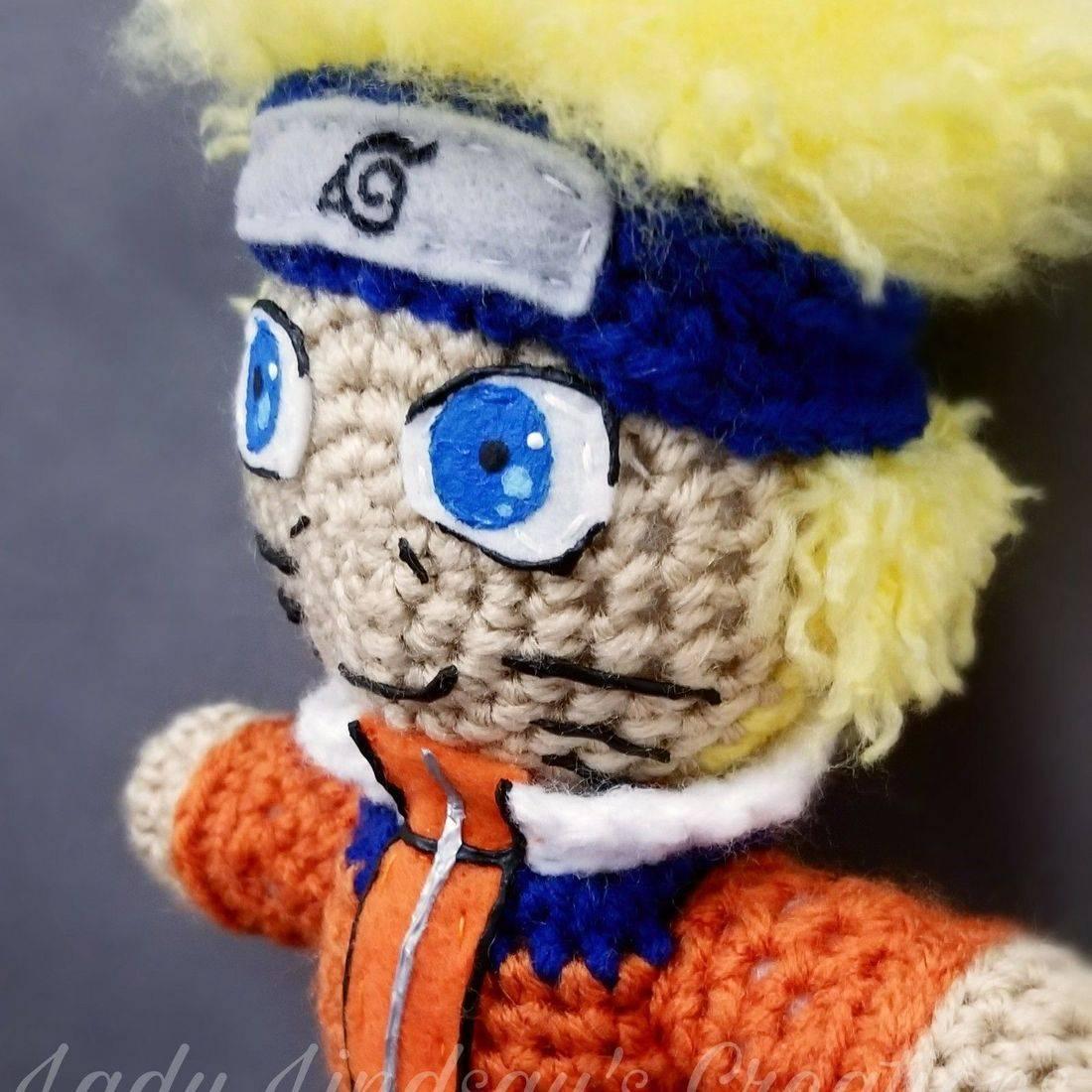 Naruto, Naruto Shippuden, Boruto, anime, amigurumi, plush, doll, crochet, handmade, nerd, geek