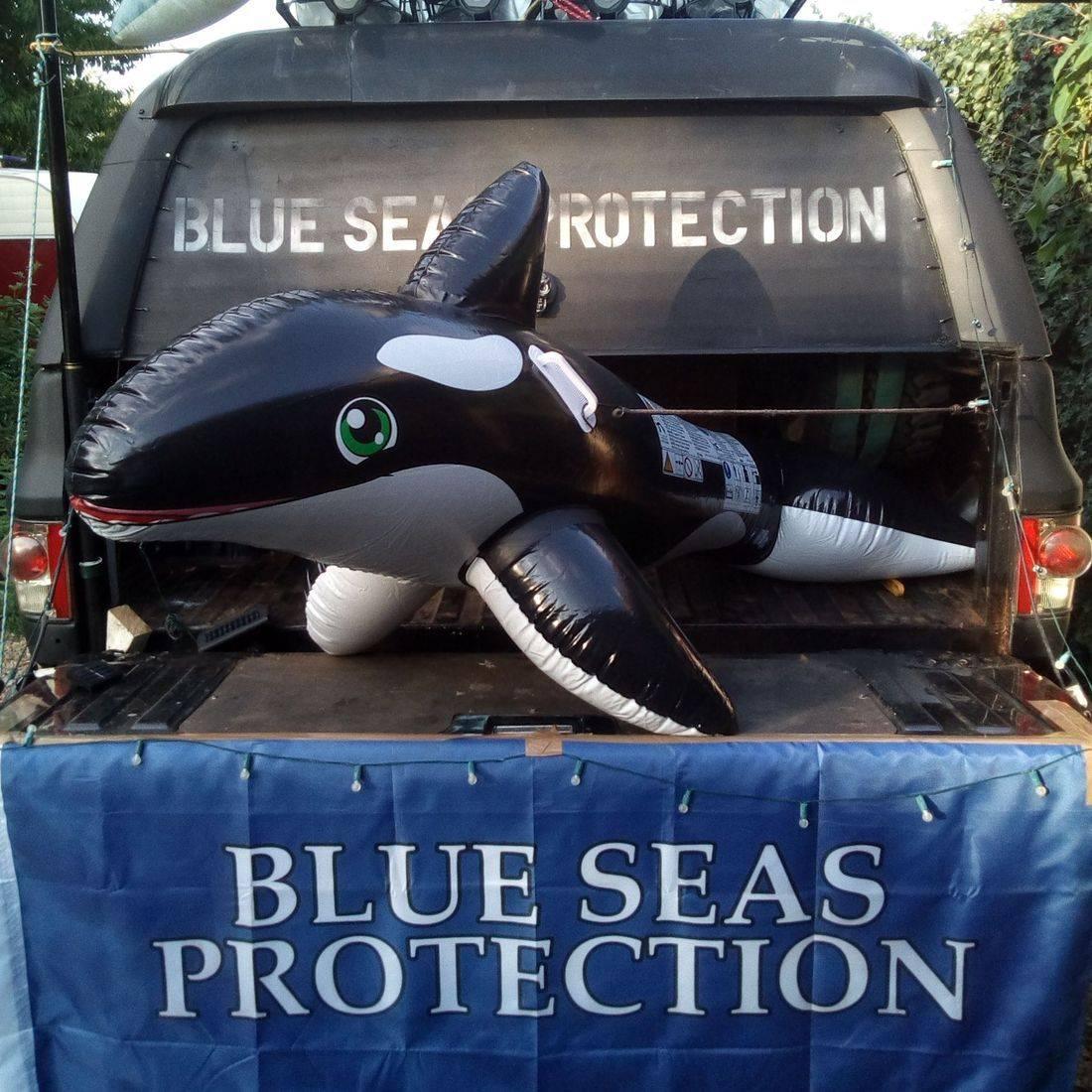 Faroes Denmark Whales guard fishing law