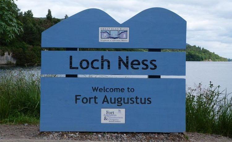 loch ness day trip tour from glasgow