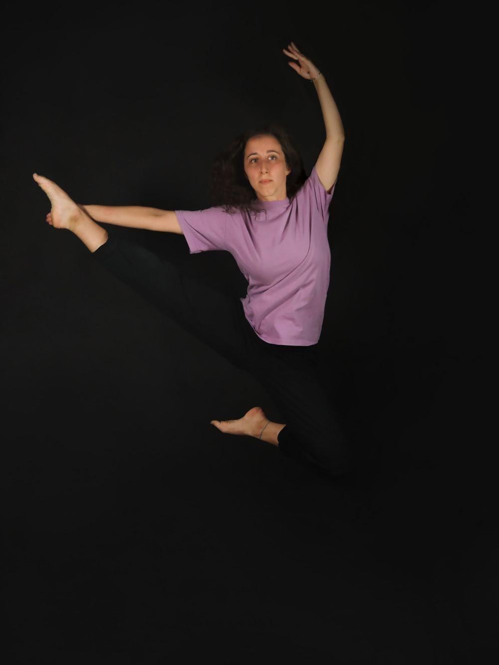 danza moderna per bambini