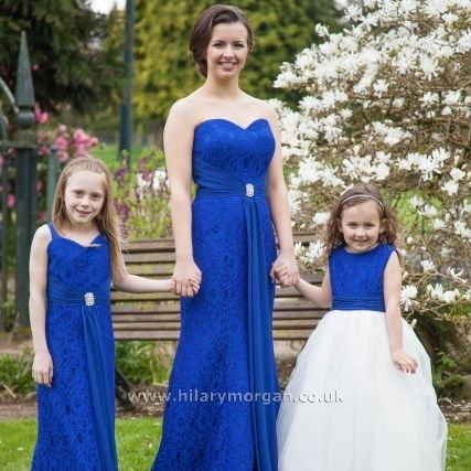 All ages for bridesmaids