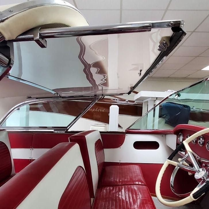 1958 21' Century Coronado with Trailer for Sale
