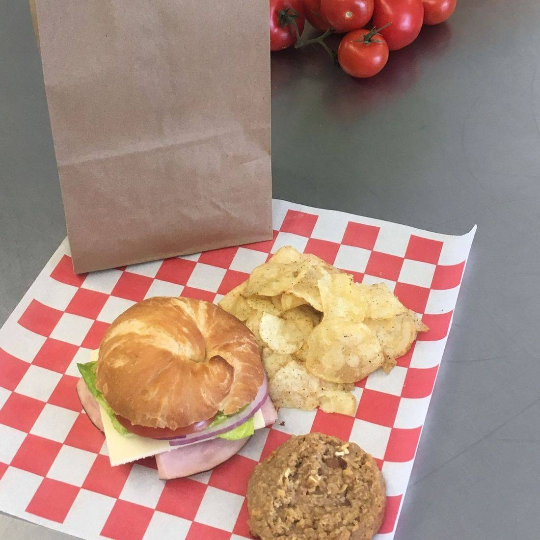 corporate lunches sack lunch