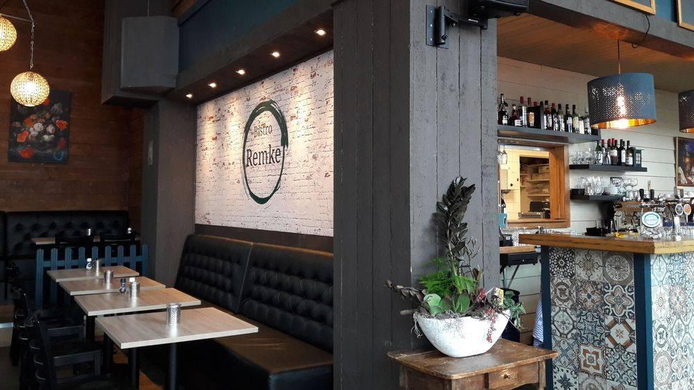 Bistro Remke restaurant binnen