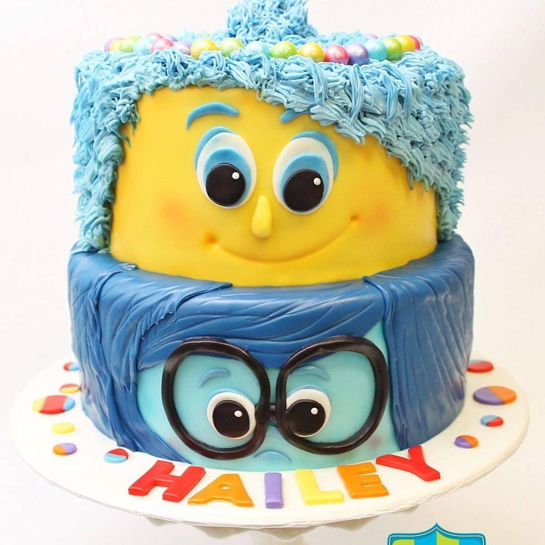 Custom  Inside Out Cake  Milwaukee