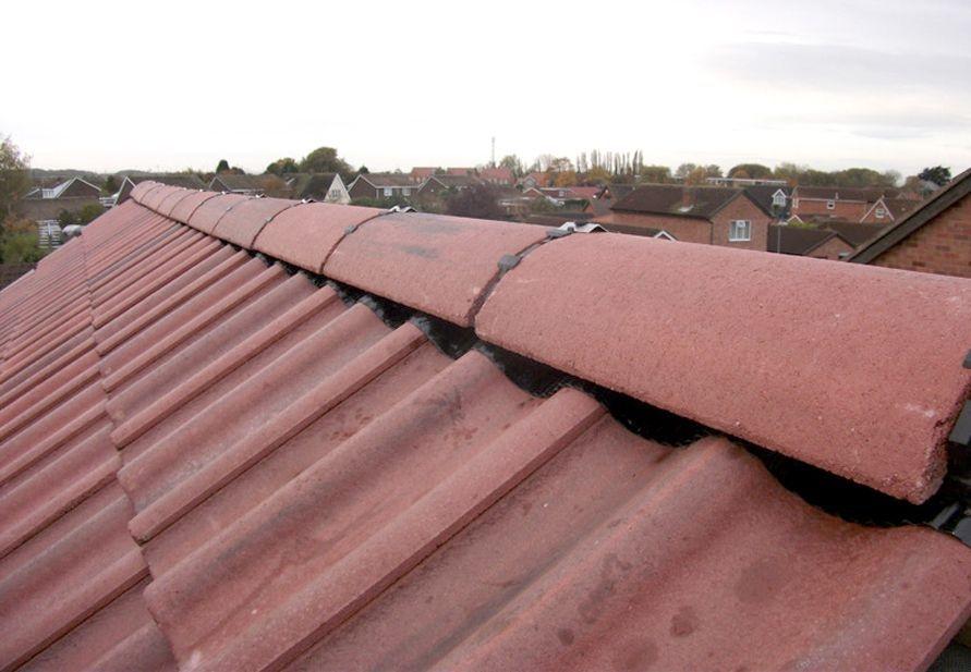 Dry ridge systems