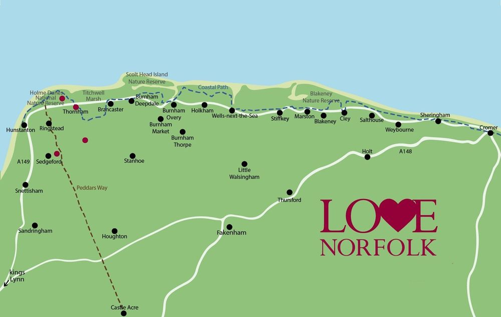 mobile barber north norfolk