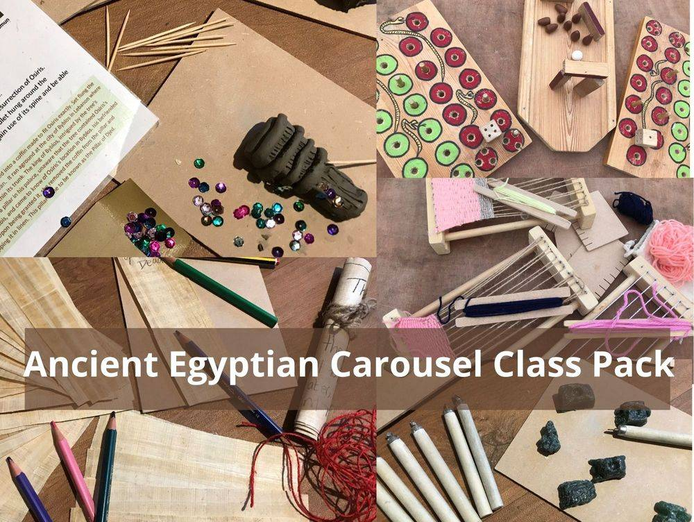 Ancient Egyptian Carousel Pack for Schools Egyptian Topic