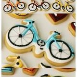 Bicycle  Cookies Milwaukee