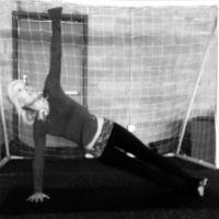 Side Plank Yoga Pose (Vasisthasana)