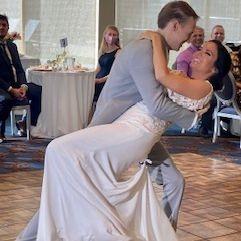 dance studio tampa, first dance, wedding dance lessons, tampa wedding