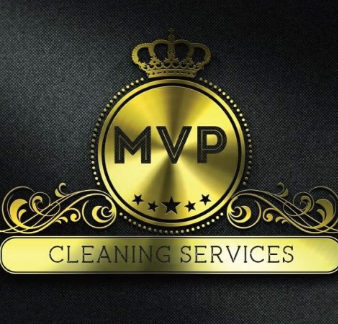 MVP Cleaning Services Logo Floor care services