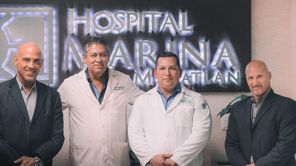 Ambulance Marina Hospital