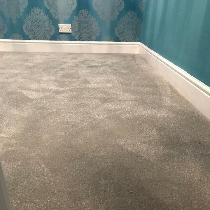 Grey Bedroom Carpet