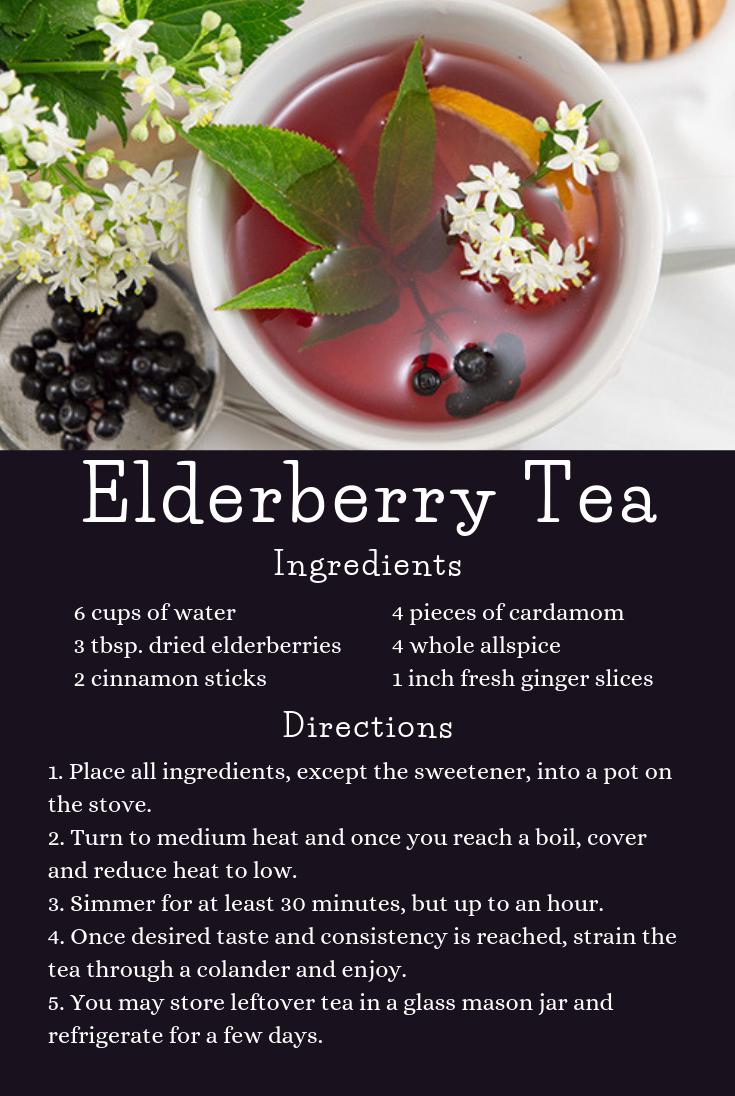 elderberry tea, elderberry syrup, natural remedy, healing hippie organics,Boise,Idaho,USA