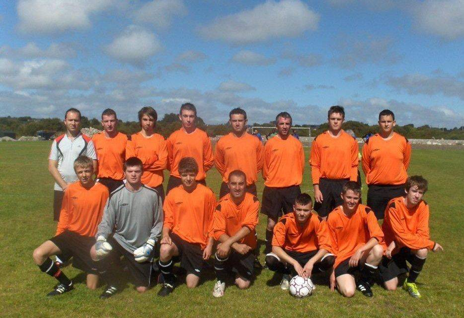 BnF Junior squad 2010