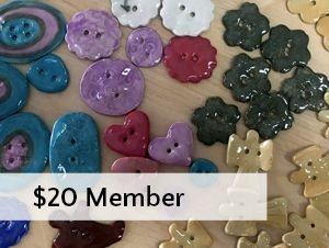 $20 Member fee for workshop