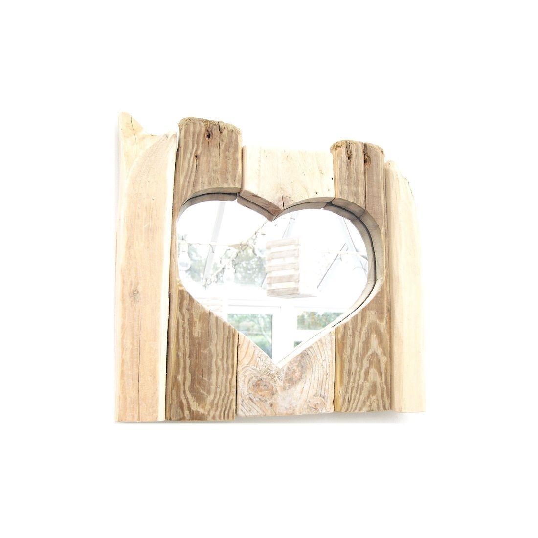 Driftwood Mirror 19