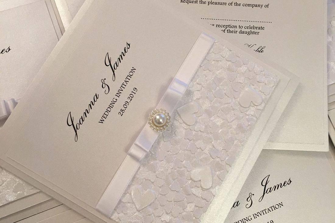 Heart wedding invitations, wedding invitations, luxury wedding invitations