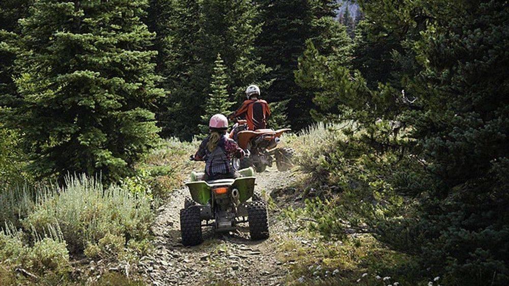 Motorcycle, ATV & RV Insurance