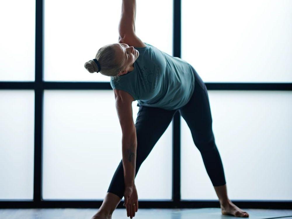 Flow Yoga Class West Kelowna
