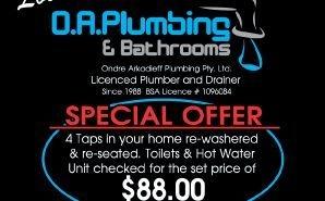 oa plumbing image design page