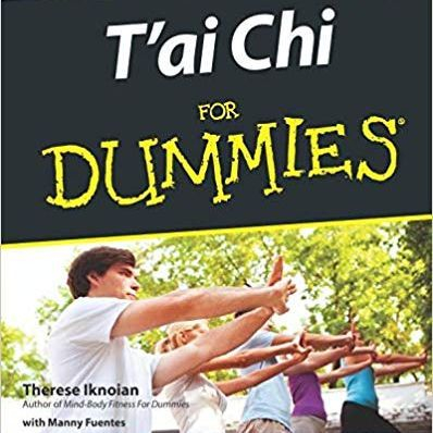 book cover for Tai Chi for Dummies