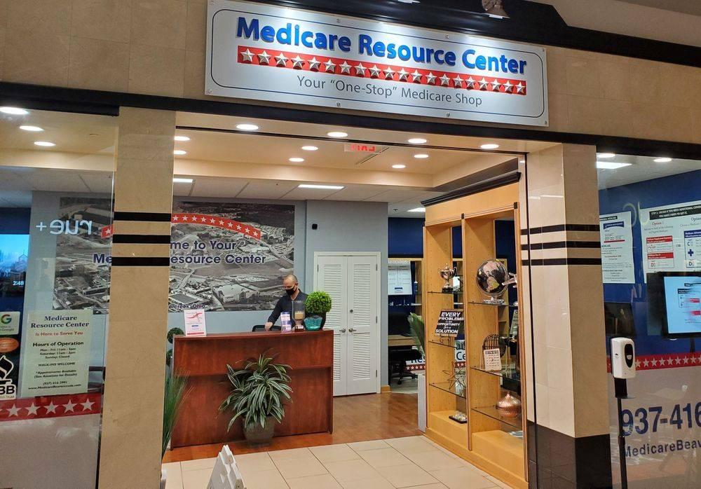 Medicare Resource Center Dayton Mall Centerville Ohio
