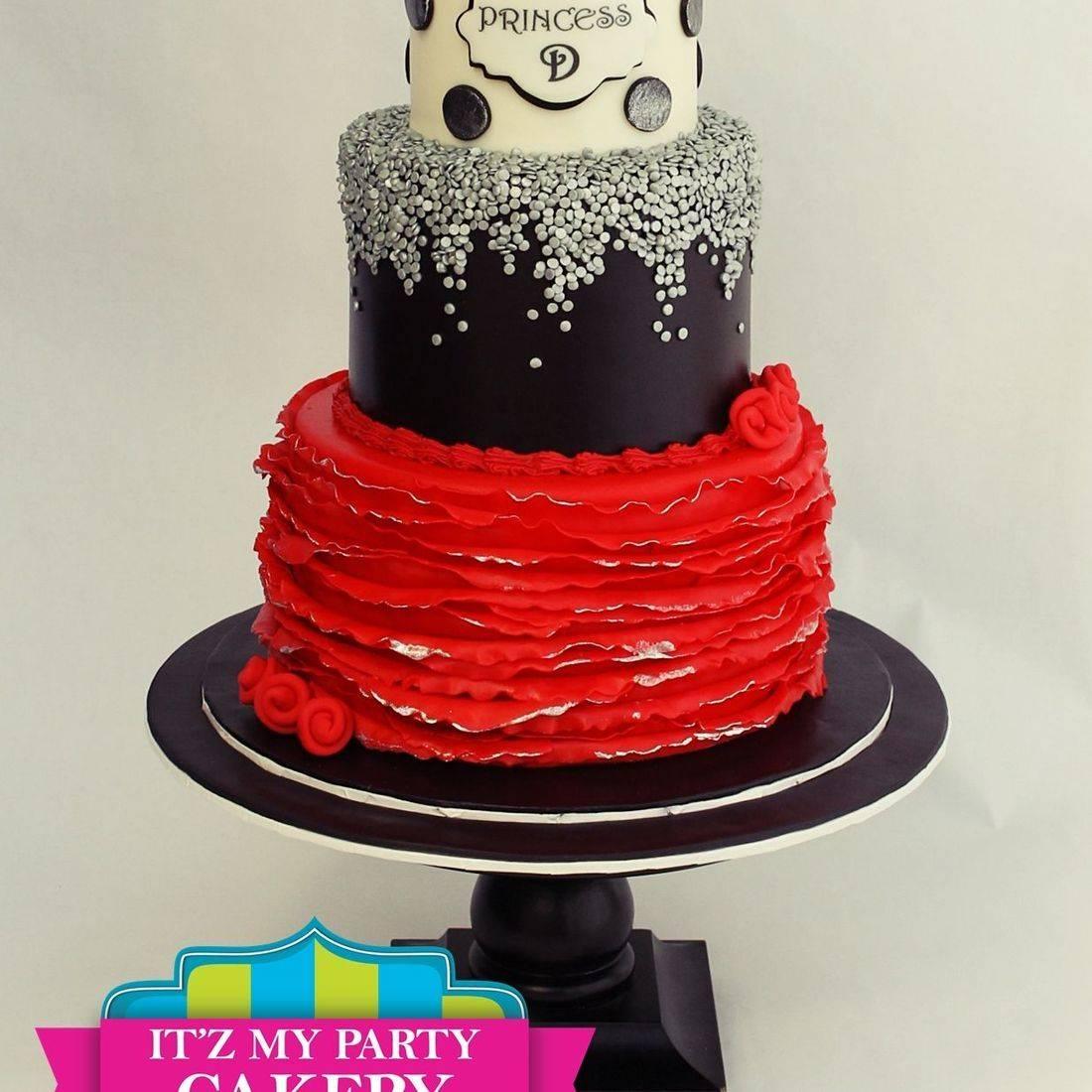 Princess Sweet 16 Cake Milwaukee