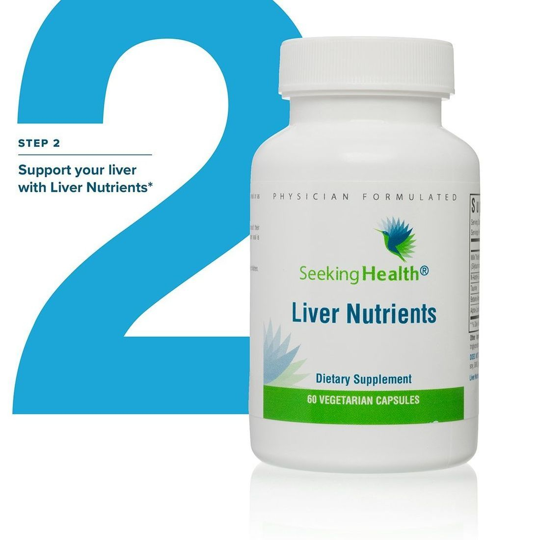 Liver Nutrients to help detox