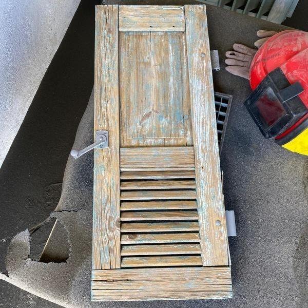 Denkmalschutz Fensterläden Holz Bautenschutz