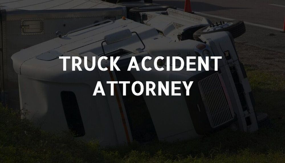 Chicago Truck Accident Injury Lawyer