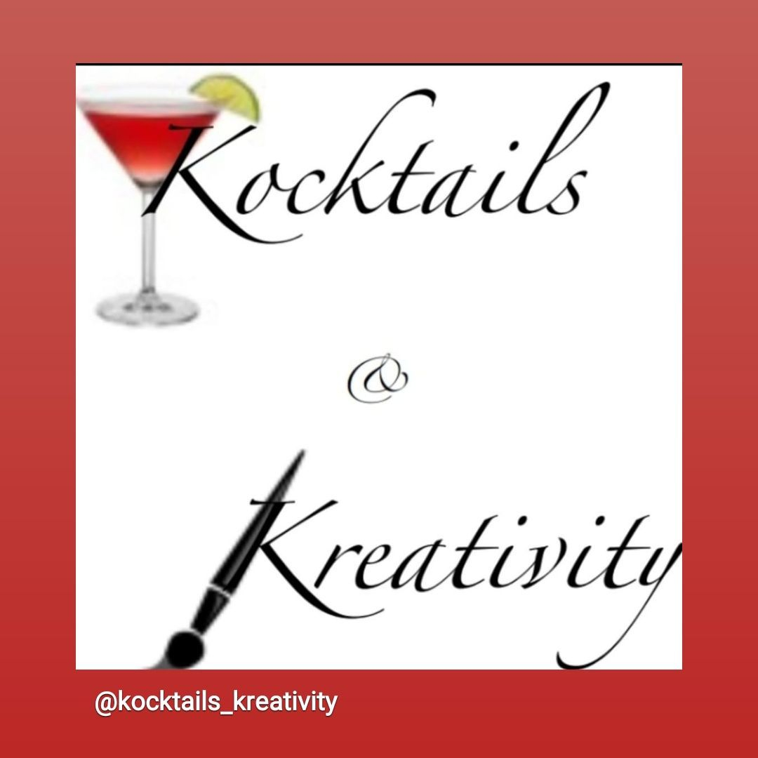 Kocktails and Kreativity banner