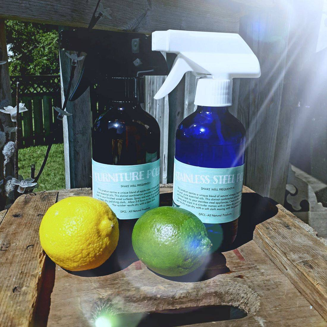 wood cleaner, furniture polish, natural cleaner, stainless steel polish, all natural polish