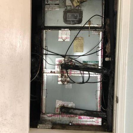 Air Conditioning Replacement Repair Goodman Padre Island