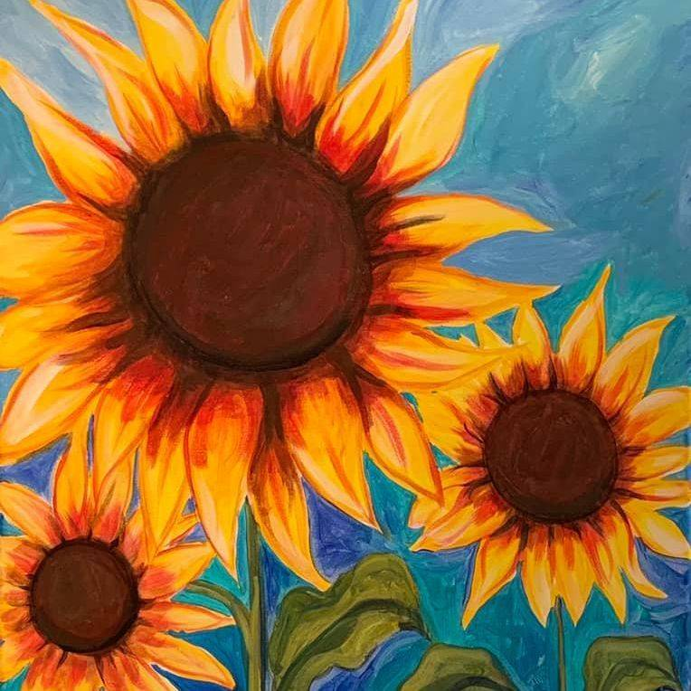 Sunflower August Beauty