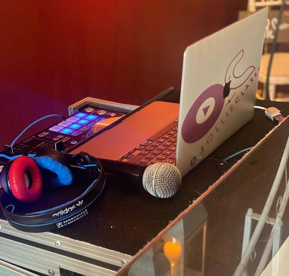 DJ Ollie Clarke Wedding DJ Mobile DJ Disco
