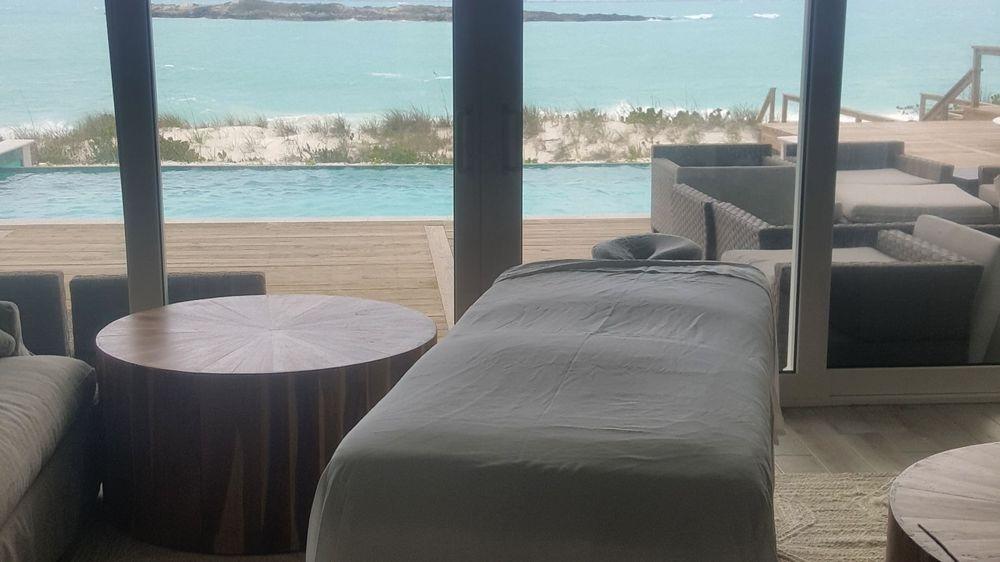 Relaxing Indoor Massage