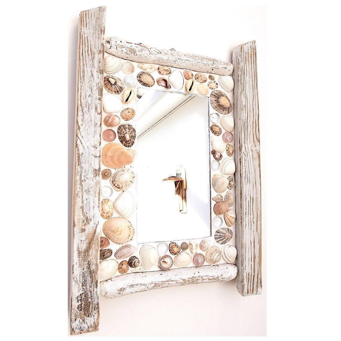 Driftwood Mirror 44
