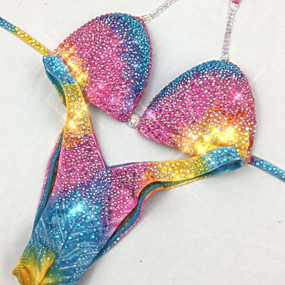 thin blue line bikini