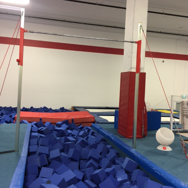High Bar for Gymnastics in Victoria, Saanich, Kids, Recreational and Competitive