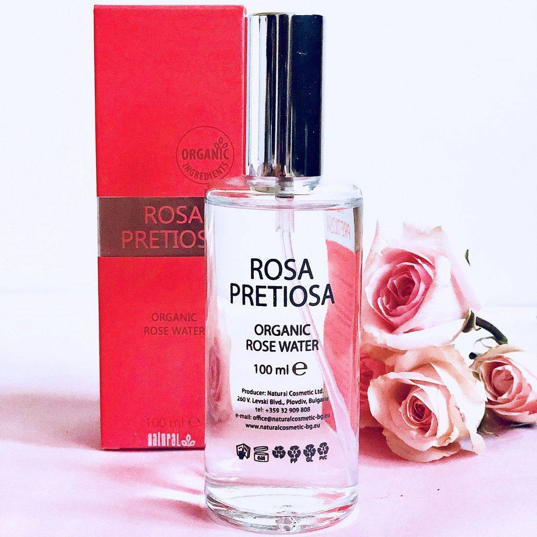 Rose Water Uses, Benefits in Skincare