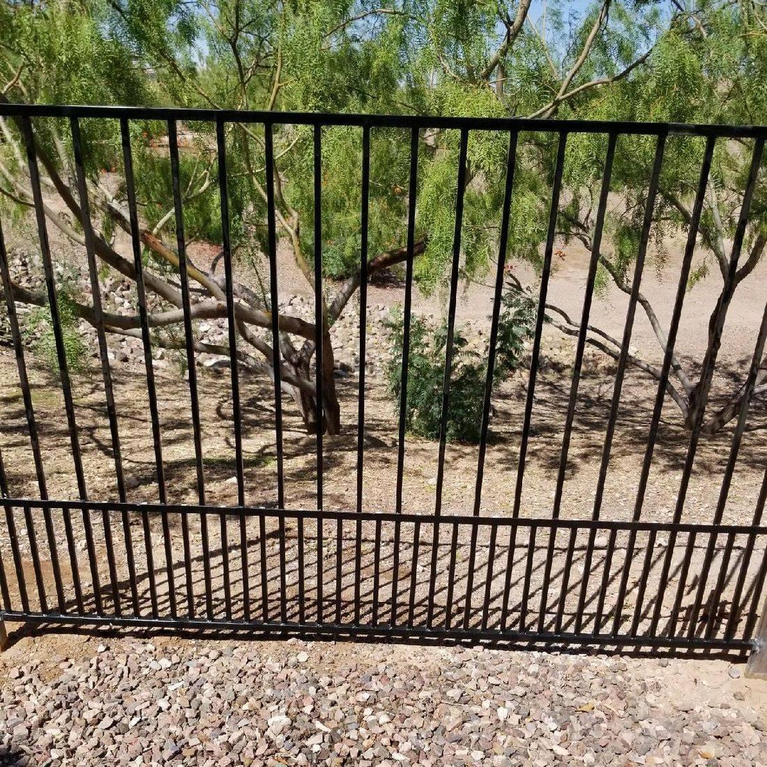 puppy panel fencing